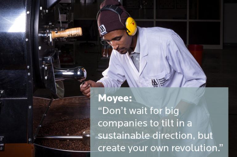 Moyee Coffee – Creating radical impact