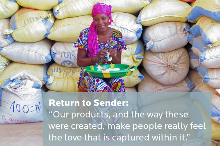 Return to Sender – The power of fair products