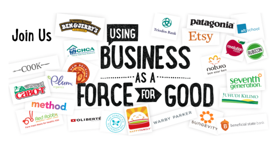 WE ARE OFFICIALLY B CORP!
