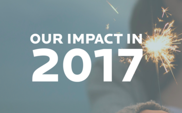Our impact in 2017