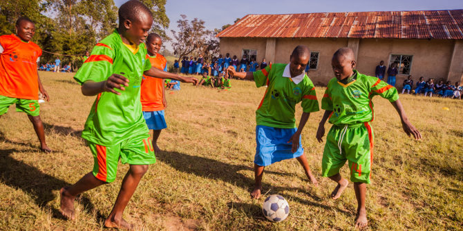 KNVB – Football for Water