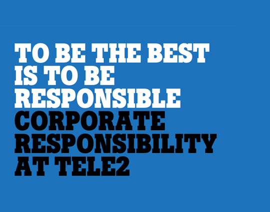 Tele 2 – Green decision-making