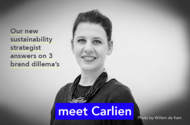 Meet our new sustainability strategist