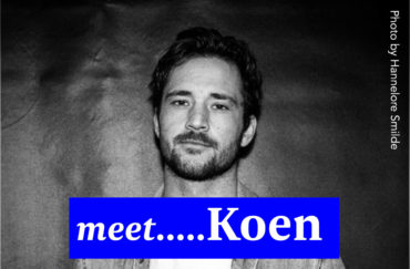 Meet Koen… our new intern!
