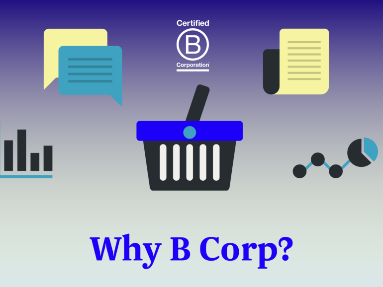 Why B Corp and why now?