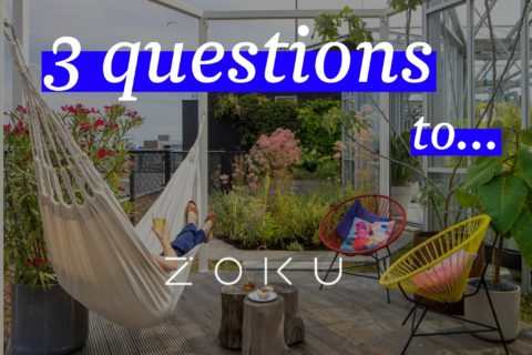 3 questions to… Zoku